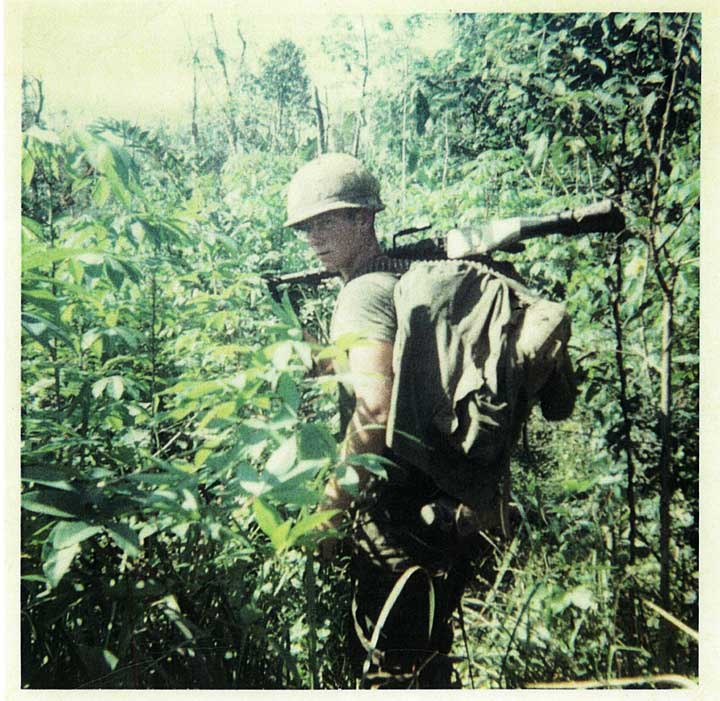 Robert B. Boyd Jr. in the Jungle of Vietnam 1968-1969